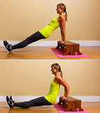 Upper Body: Triceps Dips