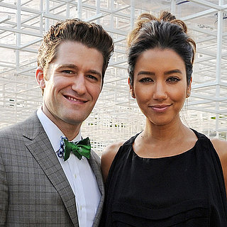Matthew Morrison Engaged to Renee Puente