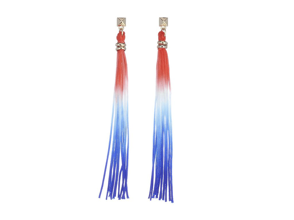 Is it just us, or do these BCBGeneration danglers ($20) remind you of fireworks?