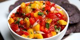 The Taste of Summer: Mango Red Pepper Salsa