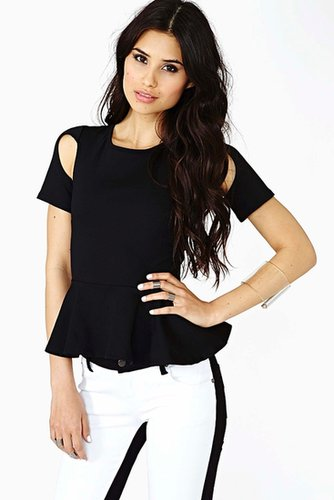 Alayna Peplum Top