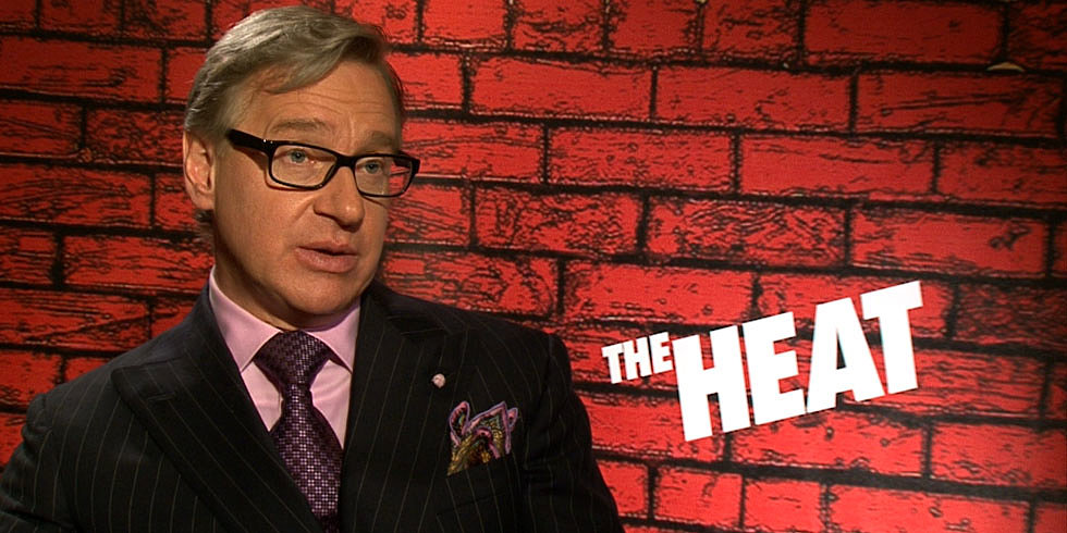 "The Heat Director Paul Feig Was ""Nervous"" Bringing Bullock and McCarthy Together"