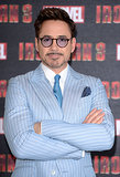 Robert Downey Jr. discussed his, er, self-love with the Sunday Times in October 2008, revealing that he