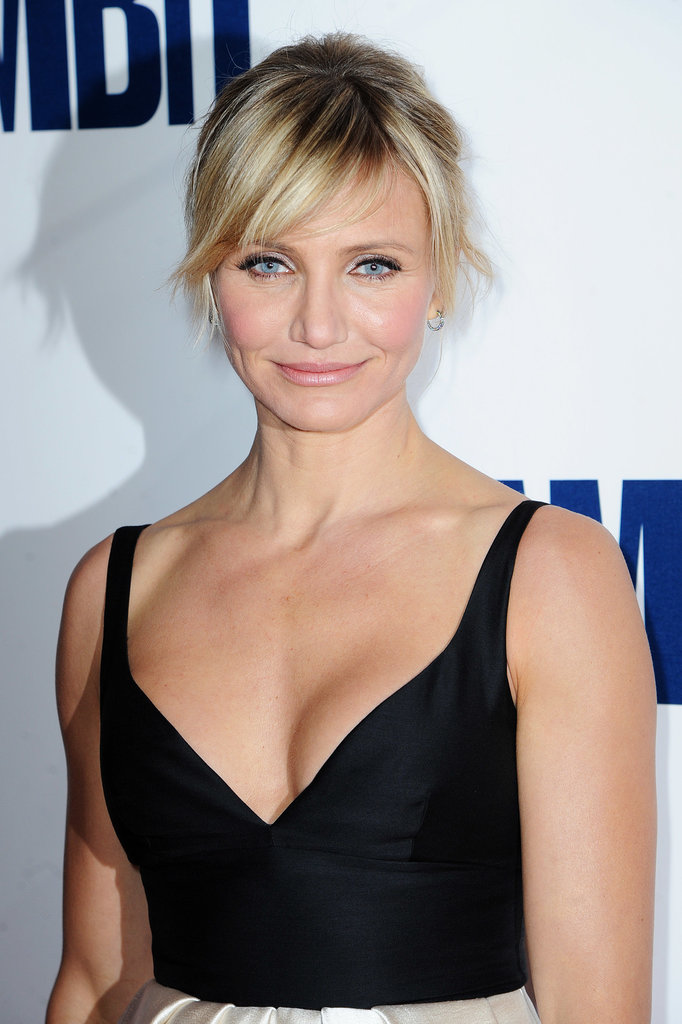 "Cameron Diaz got candid in July 2010 when she was asked how she maintains her youthful glow — she told Vogue UK, ""I guess it's exercise, healthy diet, lots of water, lots of laughter, lots of sex — yes, sex, we need that as human beings. It's healthy, it's natural, it's what we are here to do."""