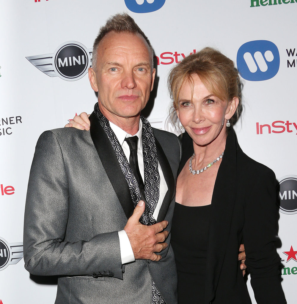 "A longtime proponent of tantric sex, Sting bared all in a February 2011 interview with Harper's Bazaar, saying of wife Trudie Styler, ""When we see each other, it's romance. I don't think pedestrian sex is very interesting. There's a playfulness we have; I like the theater of sex. I like to look good. I like her to dress up. I like to dress her up."""