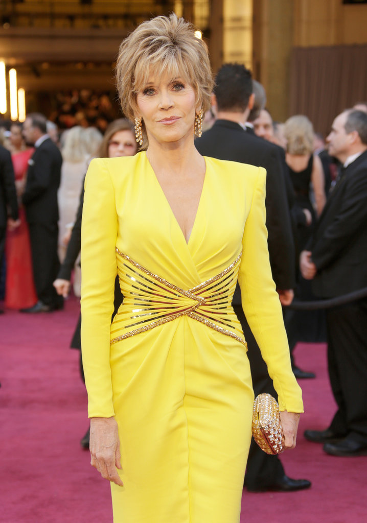 "During a May 2012 interview on The Conversation With Amanda de Cadenet, legendary actress Jane Fonda revealed her favorite sexual position: ""While I am quite flexible and I can kneel, [sex is] not quite as comfortable for me as it used to be before I had a fake knee."" She added, ""[I prefer to be] either lying down or sitting up on a couch with him coming on to me, no pun intended."""