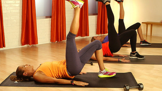10-Minute Tush-Toning Pilates Workout