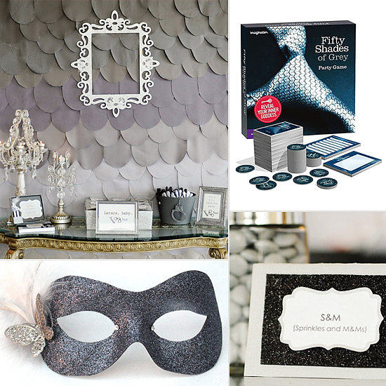 Give Your Bachelorette Party Fifty Shades of Flair