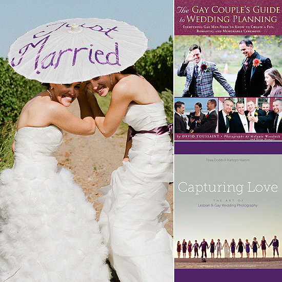 7 Books For Planning a Gay Wedding