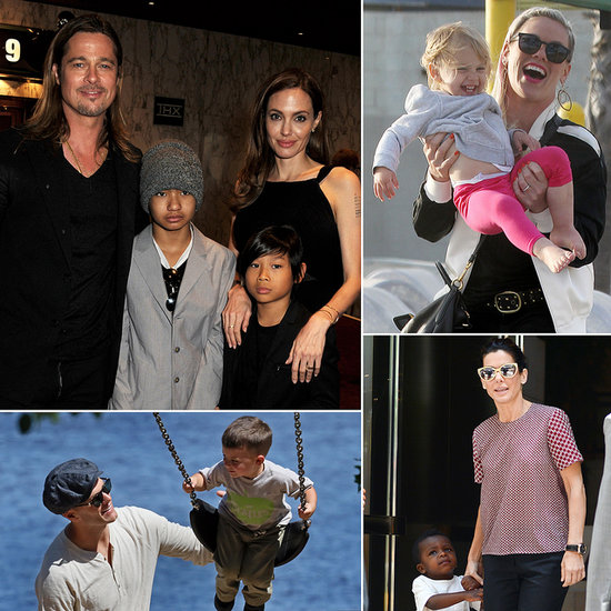 June's Most Adorable Celebrity Baby Pictures!