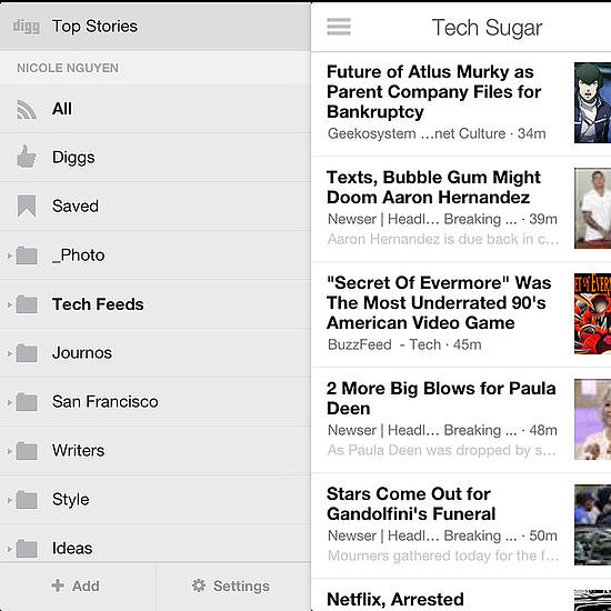 The Google Reader Alternative