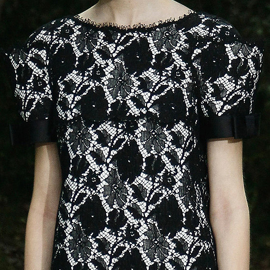 A Closer Look at Chanel's Lace