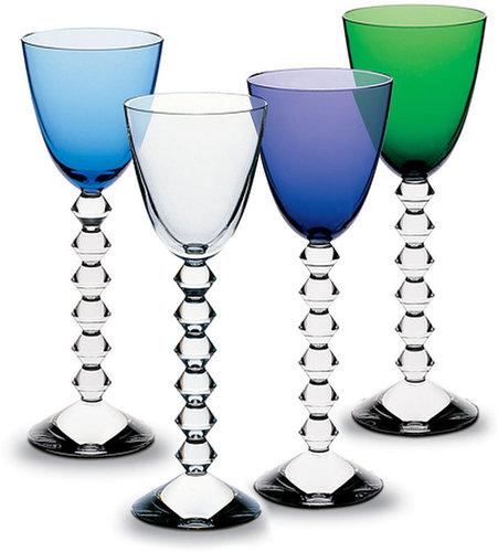 Baccarat Vega Rhine Wine Glass