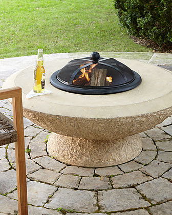 Stonecast Fire Pit