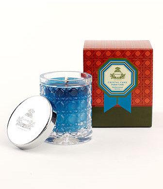 Agraria Mediterranean Jasmine Crystal Cane Candle