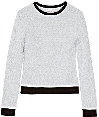 Preorder Opening Ceremony Crane Stitch Fitted Crewneck