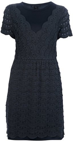 Marc By Marc Jacobs scallop dress