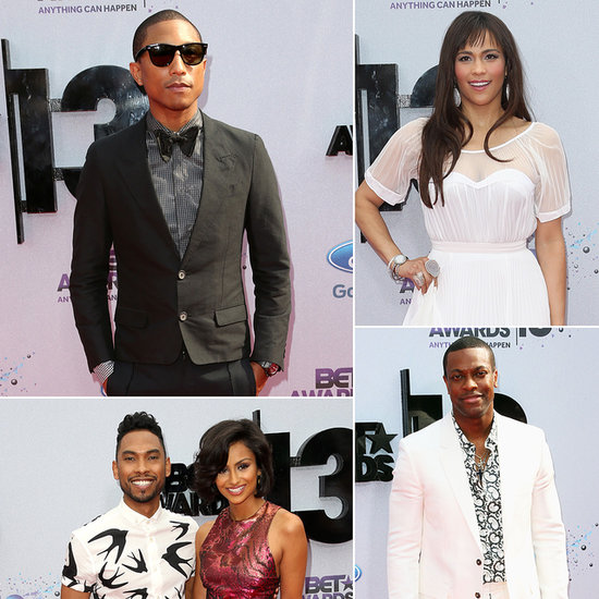 See the Celebrity Red Carpet Arrivals at the 2013 BET Awards