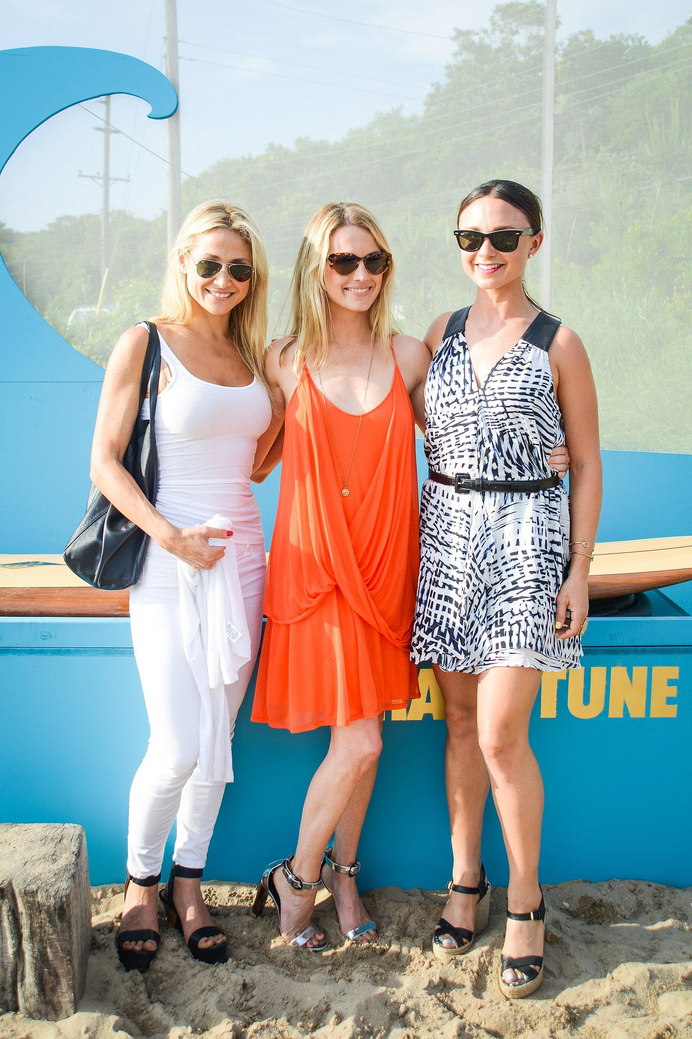 Kimberly Ovitz, Amanda Hearst, and Georgina Bloomberg supported The Humane