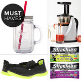 On the Go: Our July Fitness Must Haves
