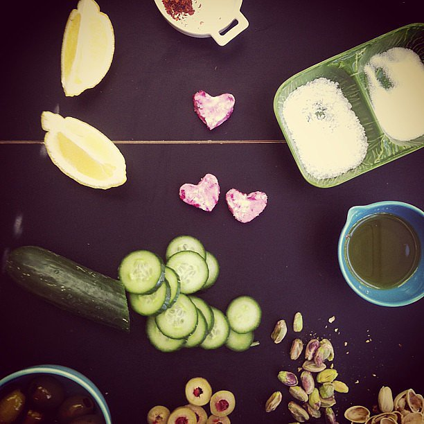 Cooking Class Why it's great for a first date: Isn't the way to someone's heart through the stomach? Taking a cooking class is a fun way to make something together. Bonus: an interactive activity will give you plenty to talk about and cut any chances for awkward silences.  Source: Instagram user joythebaker