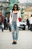 Is there ever an outfit that doesn't kill when styled with boyfriend jeans?