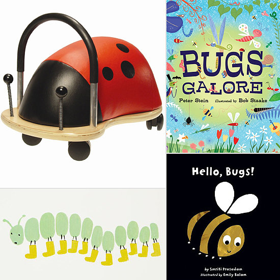 Fun With Bugs! 12 Insect Finds For Kids