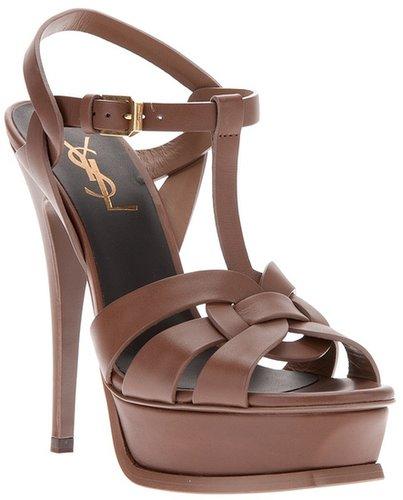 Saint Laurent 'Tribute' sandal