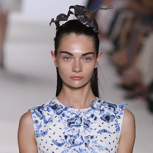 Giambattista Valli Hair | Paris Couture Fashion Week 2013