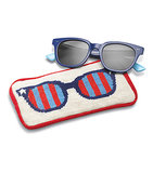 Forget losing your shades at the pool. With this sweet TOMS x Jonathan Adler case ($169 for set), you'll have to restrain yourself from obsessively stashing and retrieving them.