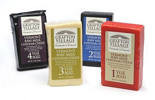 Vermont: Grafton Village Cheddar