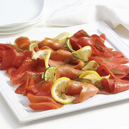 Washington: Smoked Salmon