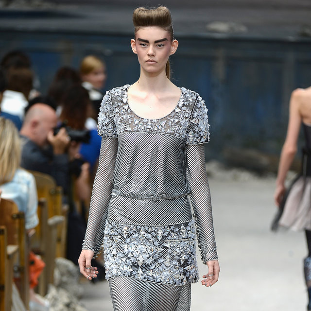 Chanel Runway: 2013 Fall Paris Haute Couture Fashion Week