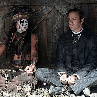 The Lone Ranger Movie Review