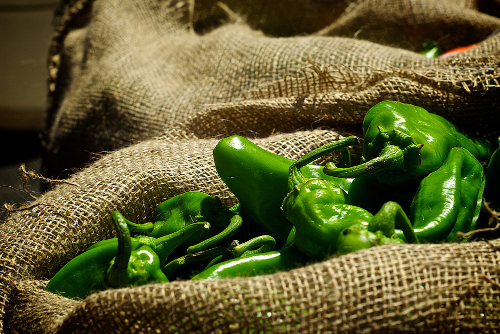 New Mexico: Hatch Green Chiles