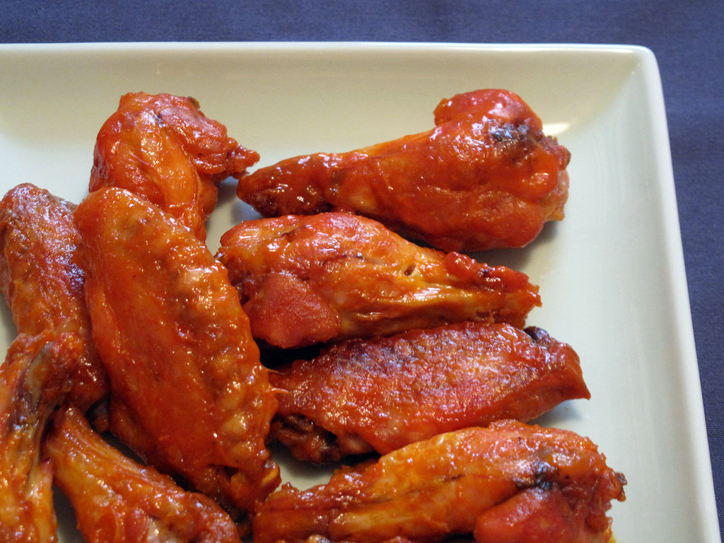 New York: Buffalo Wings