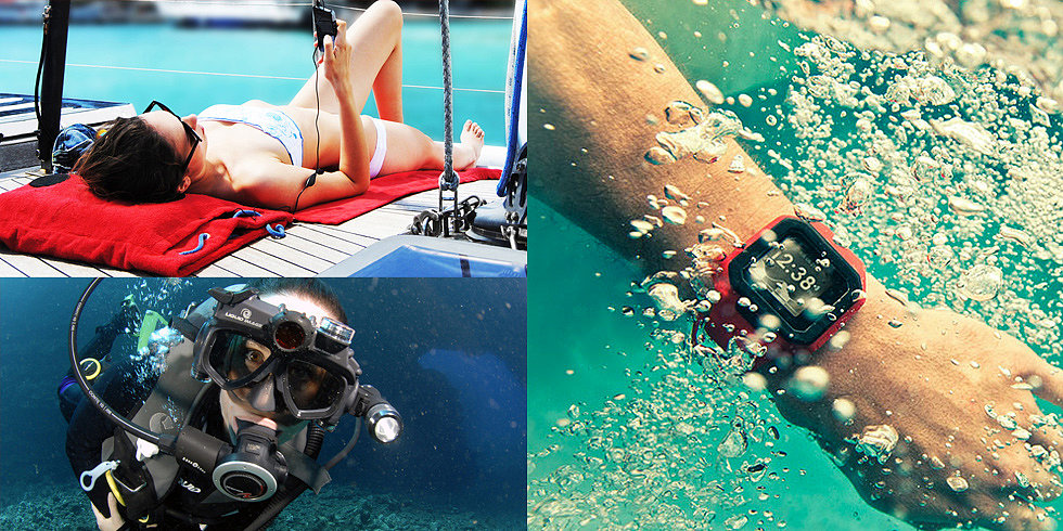 9 Gadgets to Survive the Sun, Sand, and Sea