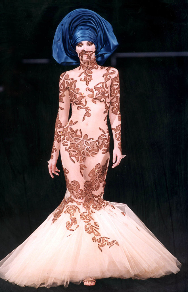 Stephane Rolland Haute Couture, Spring 2003