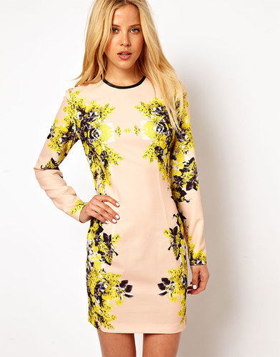 ASOS Mirror Floral Dress