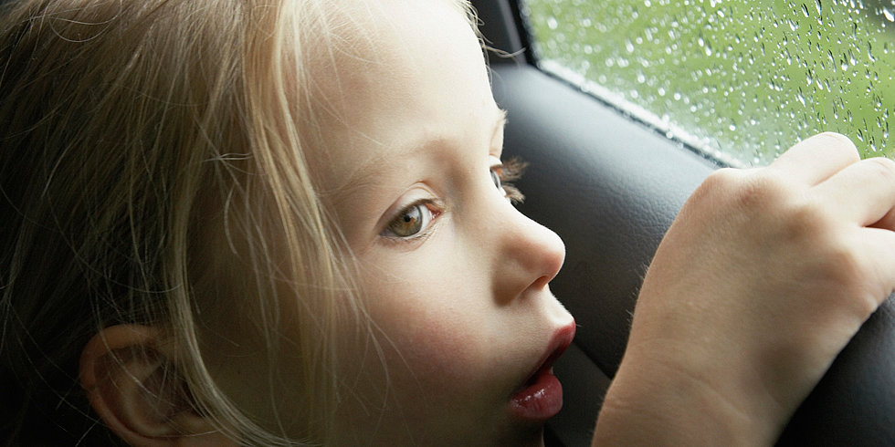 Would You Leave Your Kids Alone in the Car While Running an Errand?