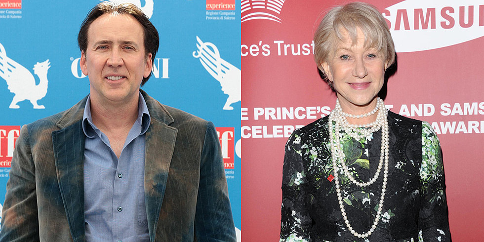 Helen Mirren Will Play a Chef and More of the Week's Casting News
