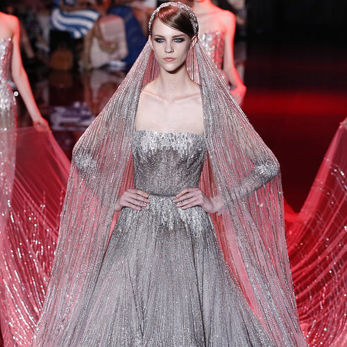 Elie Saab at Paris Haute Couture Fashion Week | Fall 2013