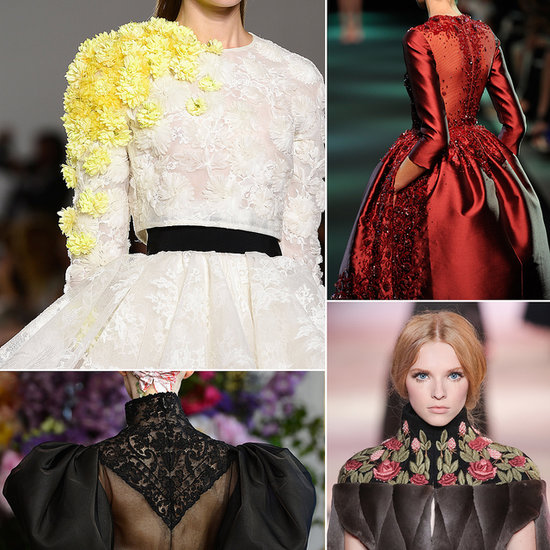Up Close and Personal With Couture — See Jaw-Dropping Details From All Angles