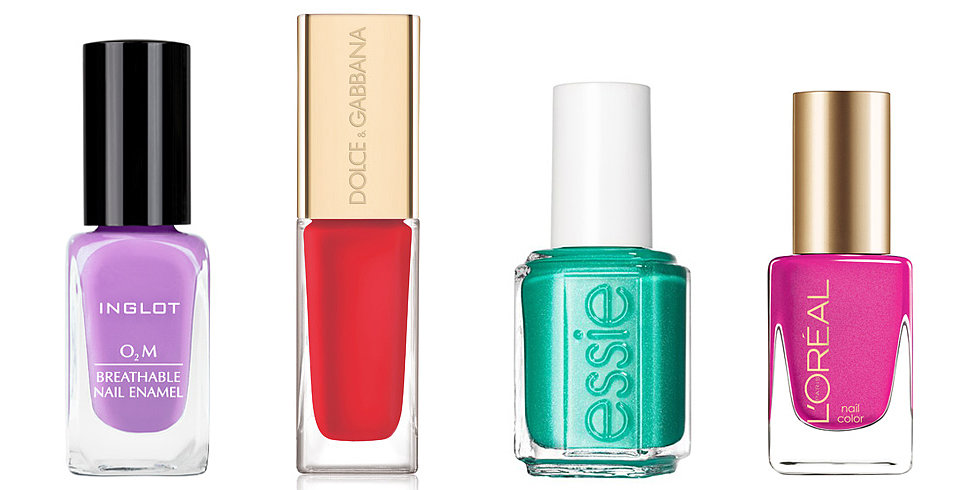 The Prettiest Polish Picks For July