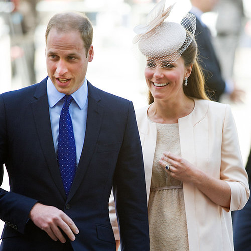 Kate Middleton and Prince William's Royal Baby Information
