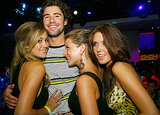 Lauren Conrad celebrated Brody Jenner's August 2008 birthday in Las Vegas with Lo Bosworth and Audrina Patridge.