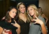 Jen Bunney and Heidi Montag had fun with Lauren Conrad in LA in October 2006.