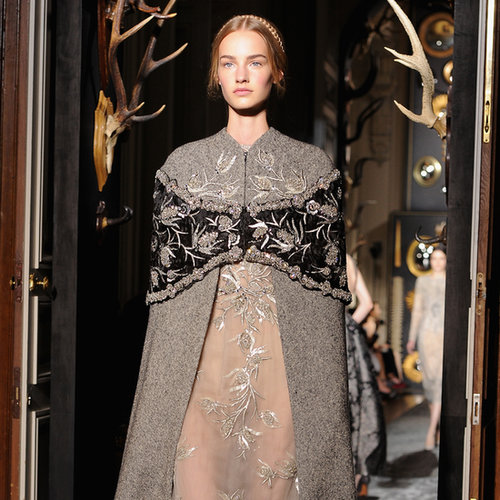 Valentino at Paris Haute Couture Fashion Week | Fall 2013