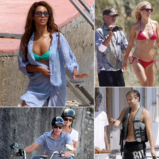 100+ Hot Celebrity Summer Vacations!