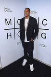 Jay-Z was looking smart at the release party for his new album, Magna Carter Holy Grail, in Brooklyn on July 4.